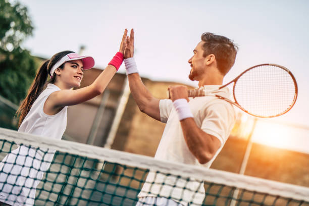 Tennisles senioren