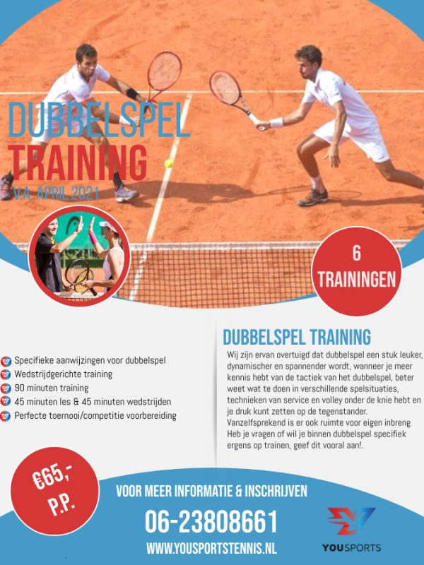 dubbelspel training